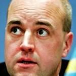 Rädd Reinfeldt